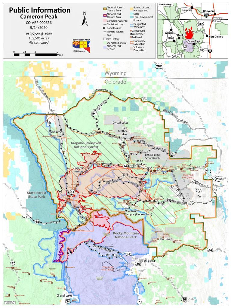 damage coloradoan acreage predict fortcollins reaches experts historic cameron peak fire inciweb coyote park